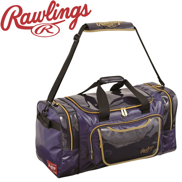 ローリングス 野球 遠征バッグ EBA4S07-N