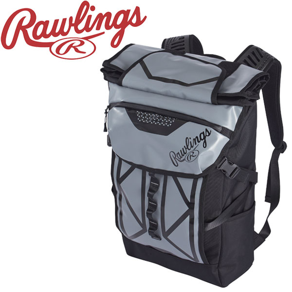 ローリングス 野球 ロケットバックパック EBP8S05-SIL