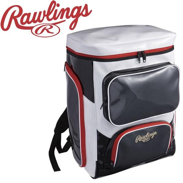 ローリングス 野球 バックパック 40L EBP8S19-WB