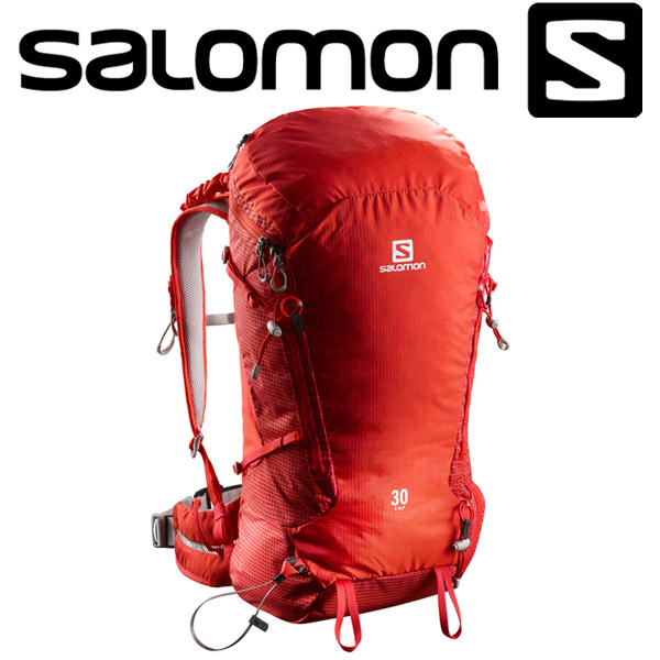 高級感 サロモン X ALP 30 ハイキング バッグパック サロモン X メンズ 30 L40119100, そうごう薬局 e-shop:999fac38 --- gipsari.com