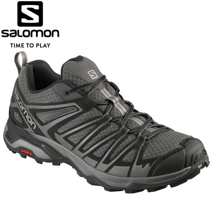 サロモン X ULTRA 3 PRIME トレッキングシューズ メンズ L40125000