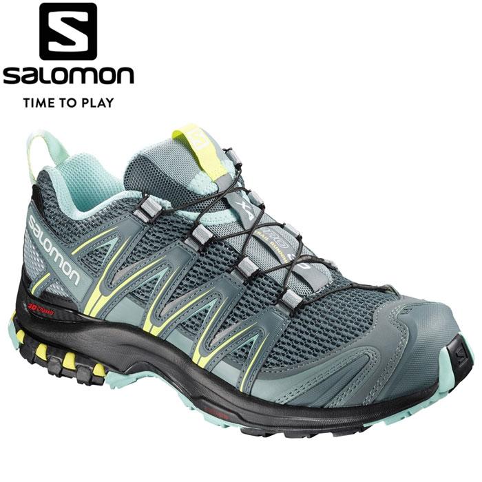 サロモン XA PRO 3D W ランニングシューズ レディース L40471400