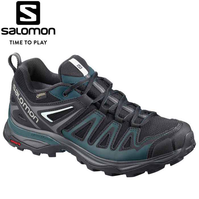 サロモン X ULTRA 3 PRIME GORE-TEX W トレッキングシューズ レディース L40786200