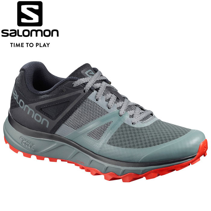 Salomon TRAILSTER trail running shoes men L40789100