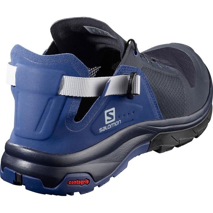 c4458b21a0f4 annexsports  Salomon TECHAMPHIBIAN 4 sandals slip-ons men L40621800 ...