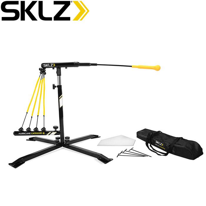 スキルズ 野球用スイングトレーナー ハリケーンカテゴリー4 SKL-009577
