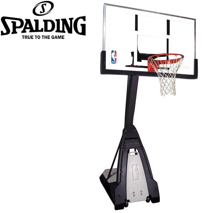 【メーカー直送】 スポルディング バスケットゴール ザ・ビースト NBAロゴ入り 74560JP