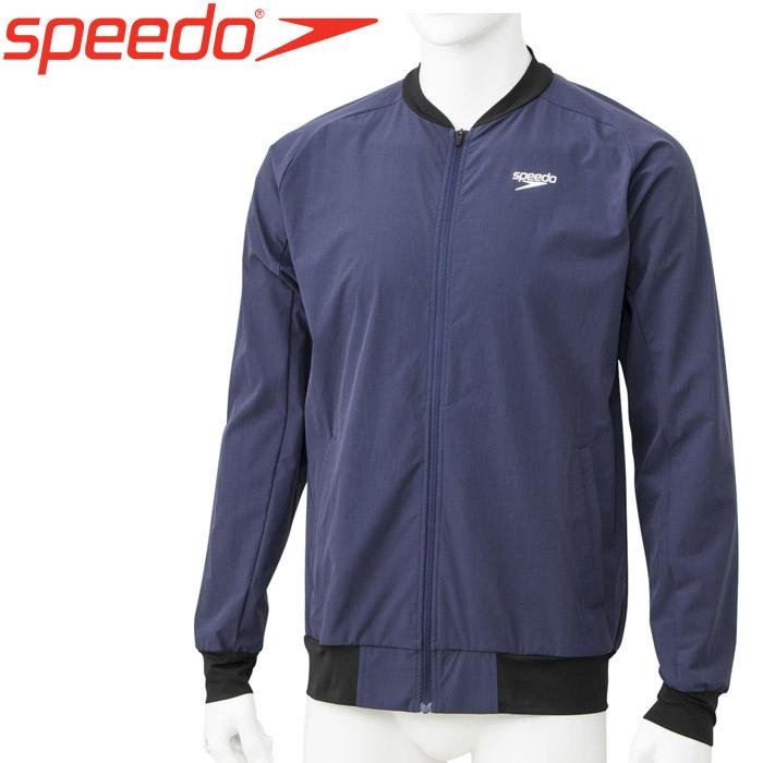 スピード 水泳 スタンダードジャケット SA01901-NB