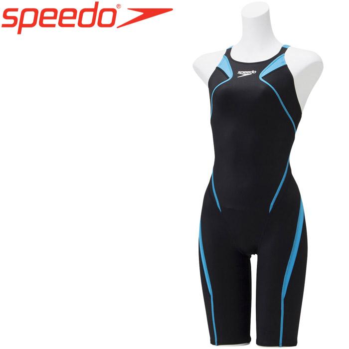 スピード 水泳 アトラスニースキン 競泳 水着 レディース SCW11906F-OC