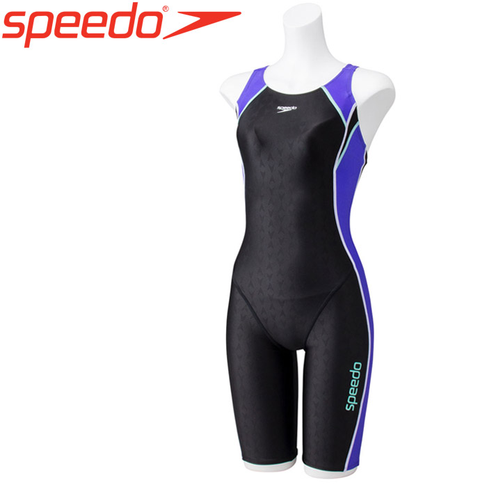 スピード 水泳 Lap Swim ウィメンズスパッツスーツ フィットネス 水着 レディース SD58N13-VI