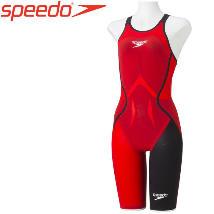 スピード Fastskin LZR Racer J ファストスキン レーザーレーサージェイ ニースキン 競泳 水着 レディース SD48H03-RE