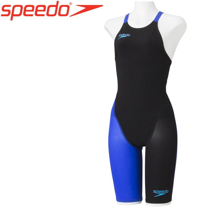 スピード FASTSKIN FS-PRO2 ファストスキン エフエスプロ2 ニースキン 競泳 水着 レディース SD48H06-KB