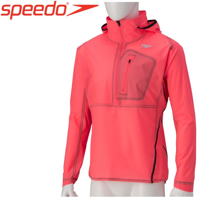 スピード Speedo スピード アノラックジャケット メンズ SD18F20-SR