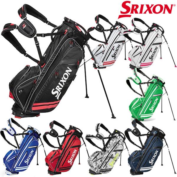 【並行輸入品】 スリクソン スタンドバッグ キャディバッグ SRIXON Z-FOUR STAND BAG 日本未発売モデル
