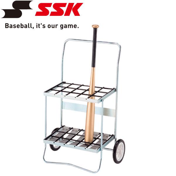 エスエスケイ SSK 野球 バットカーDX SGR1500