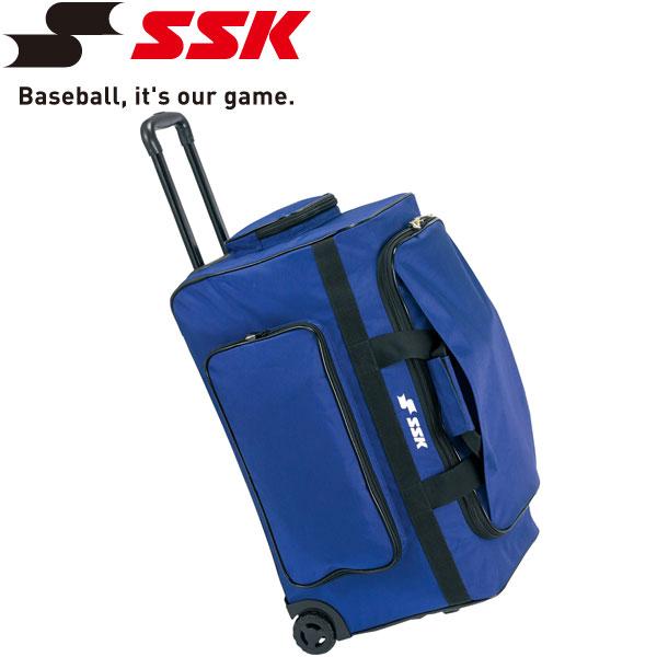 エスエスケイ SSK 野球 消音キャスターバッグ BH3001-63