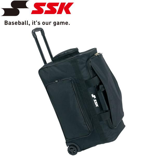 エスエスケイ SSK 野球 消音キャスターバッグ BH3001-90