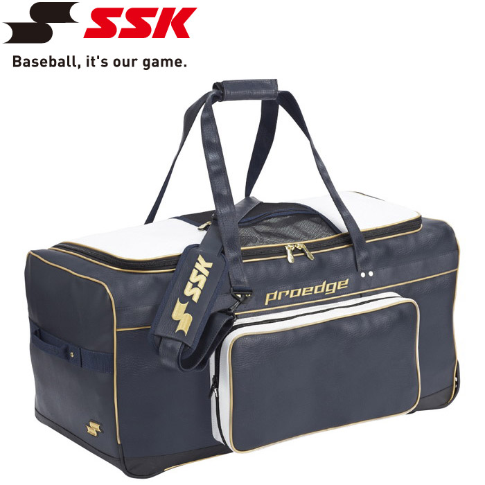 エスエスケイ SSK ヘルメット兼キャッチャー用具ケース EBH3000-7038
