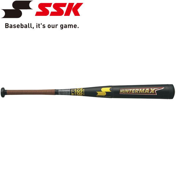 エスエスケイ SSK 野球 ハンターマックス 少年軟式金属製バット ジュニア HMNJ0116-90