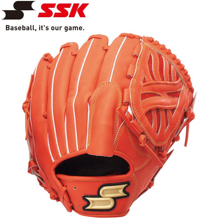 エスエスケイ SSK 硬式プロエッジ投手用 硬式グラブ PEK31319-33