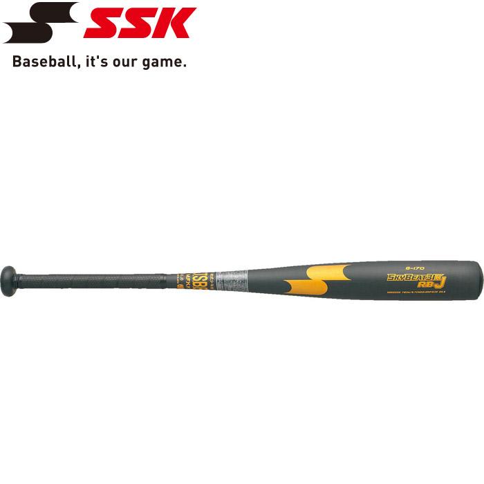 エスエスケイ SSK スカイビート31K RB J 少年軟式金属製バット SBB5000-9038