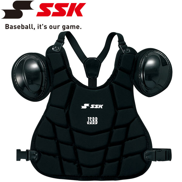 エスエスケイ SSK 野球 軟式審判用インサイドプロテクター UPNP500