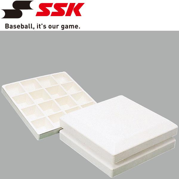 エスエスケイ SSK 野球 少年用塁ベース ジュニア YM35