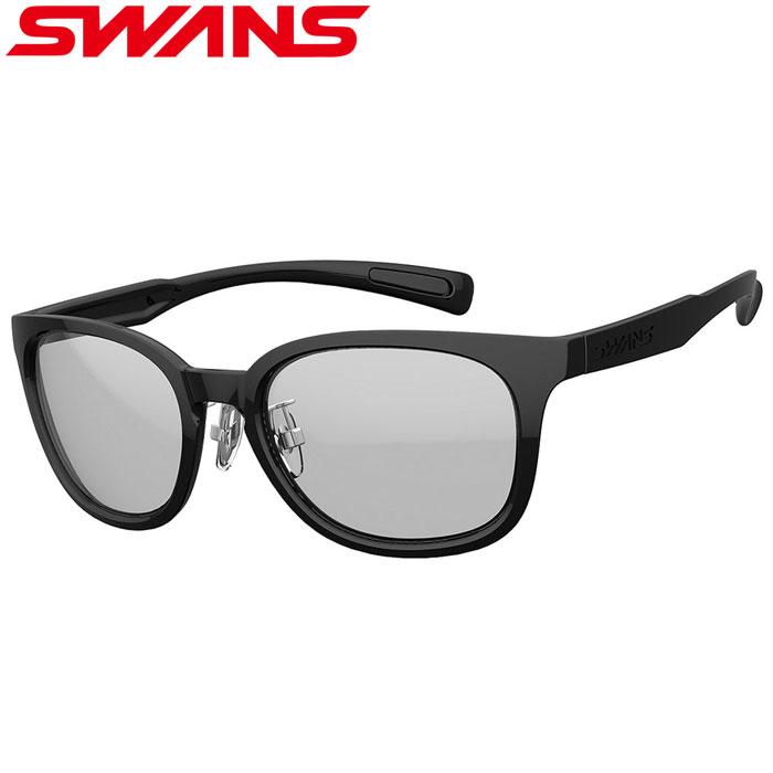 スワンズ パスウェイ PATHWAY サングラス 偏光レンズ PW0053-BK