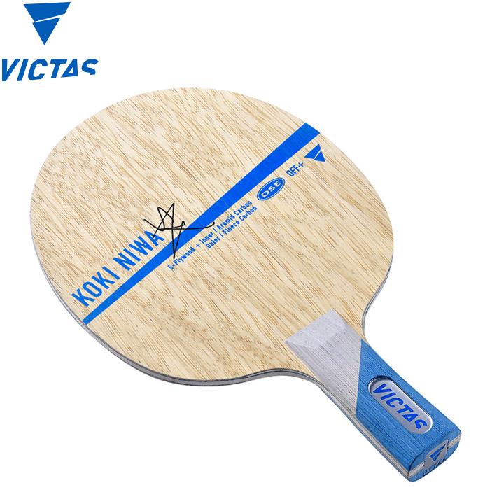 ヴィクタス ペンホルダーラケット KOKI NIWA CHN 卓球ラケット 027803