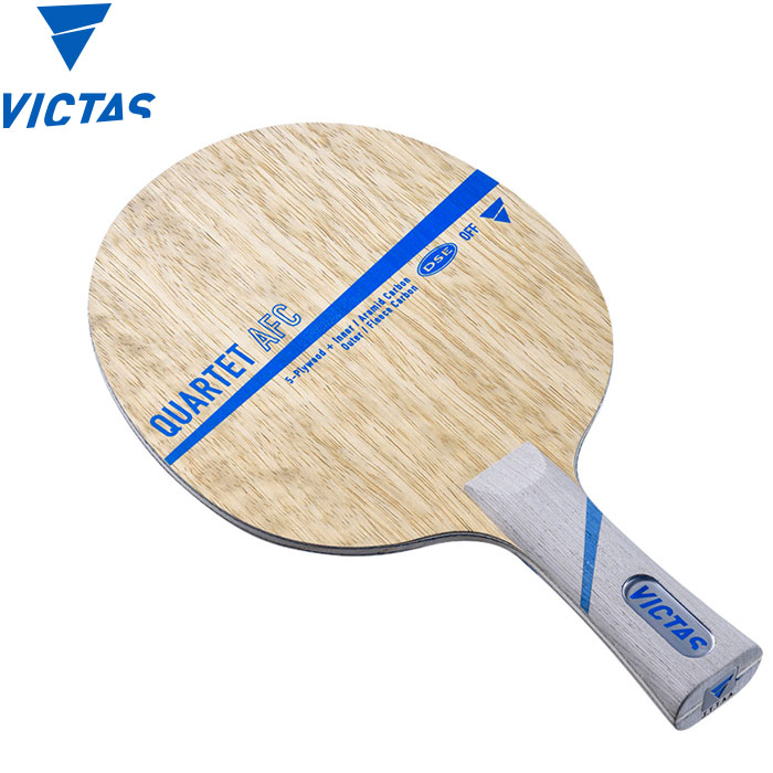 ヴィクタス カルテット AFC FL 卓球ラケット 28604