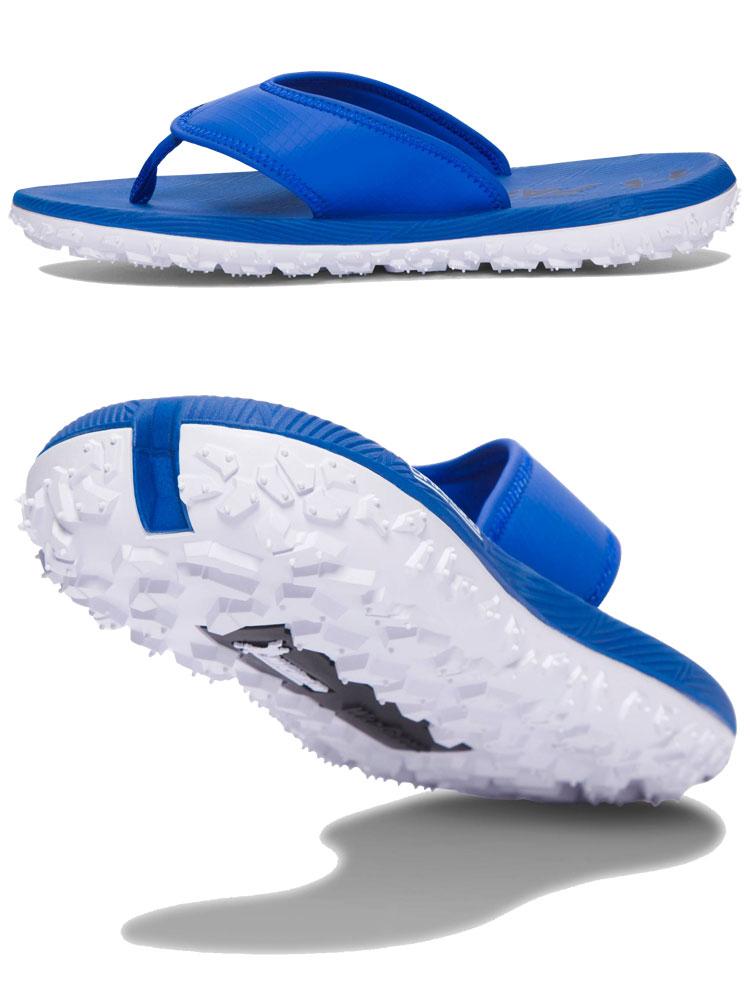 wholesale dealer 6a9ae 2e543 ★Correspondence &★ under Armour UA Fat Tire Sandal men sandals  1,266,210-100 2017 model