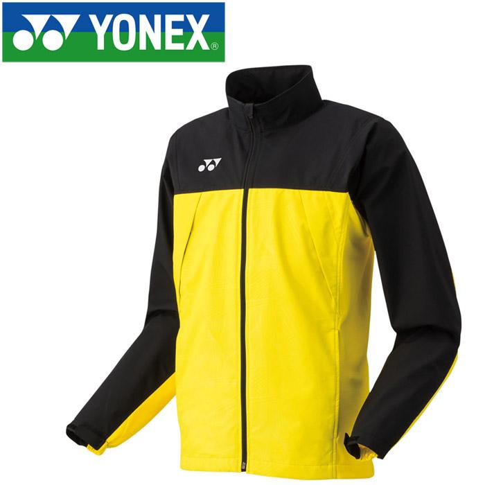 【メール便配送 代引不可】 ヨネックス テニス ウォームアップシャツ メンズ 50072-279