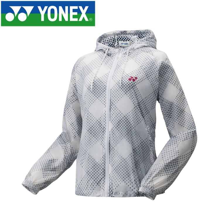 ヨネックス テニス ウォームアップパーカー レディース 57041-554