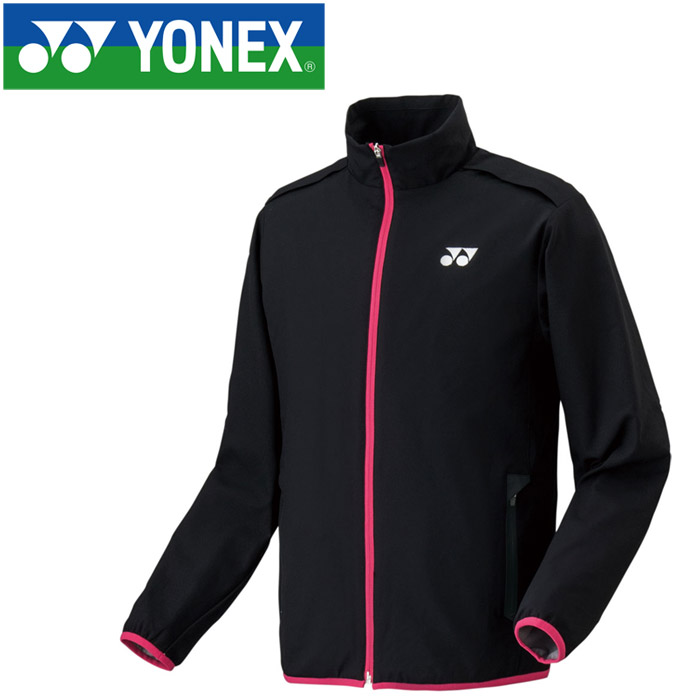 ヨネックス テニス UNI ウラジツキウィンドウォーマシャツ メンズ レディース 70054-007