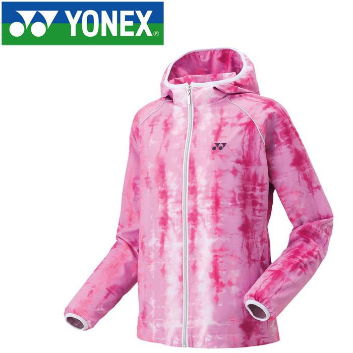 ヨネックス テニス ウィンドウォーマーフードシャツ レディース 78050-026