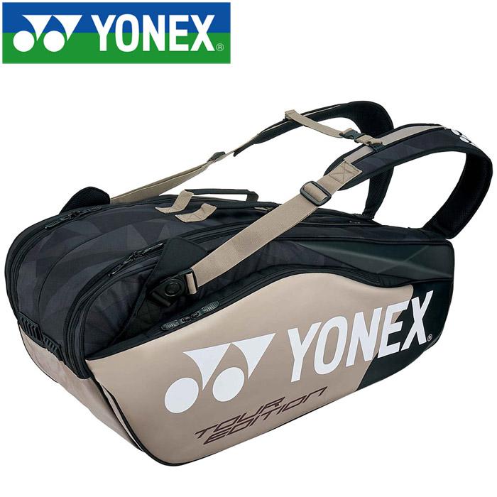 ヨネックス テニス ラケットバッグ6 リュック付き 6本用 BAG1802R-695