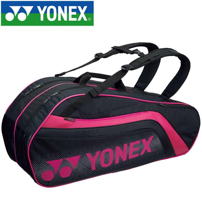 ヨネックス テニス ラケットバッグ6 リュック付き 6本用 BAG1812R-181