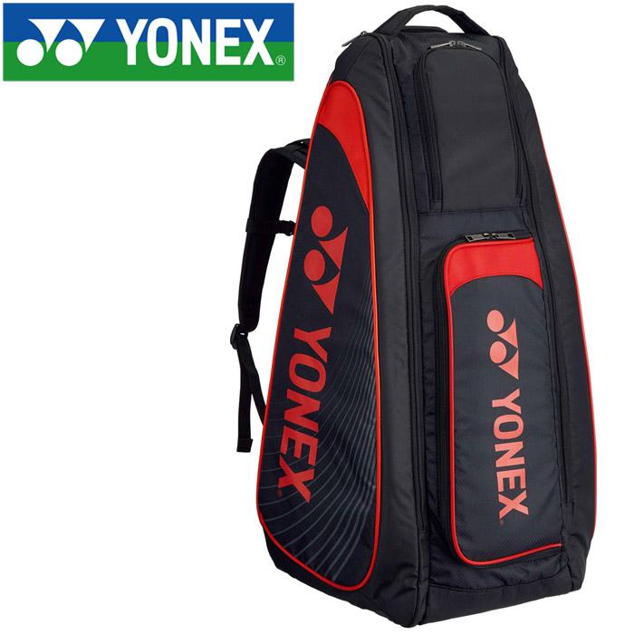 ヨネックス テニス スタンドバッグ リュック付き 2本用 BAG1819-187