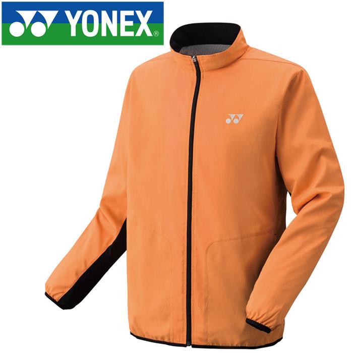 ヨネックス ユニ裏地付ウィンドウォーマーシャツ メンズ レディース 70059-160