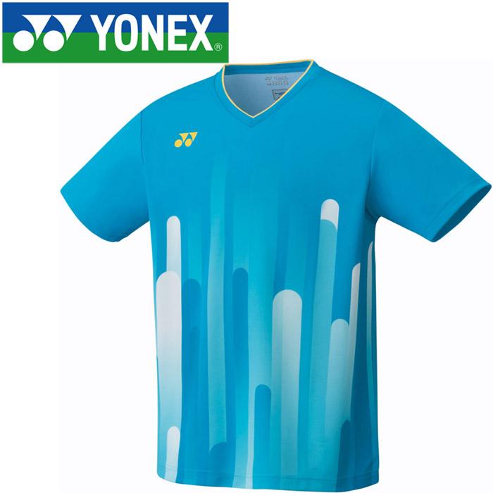 【ゆうパケット配送】 ヨネックス バドミントン ゲームシャツ フィットスタイル メンズ 10285-035