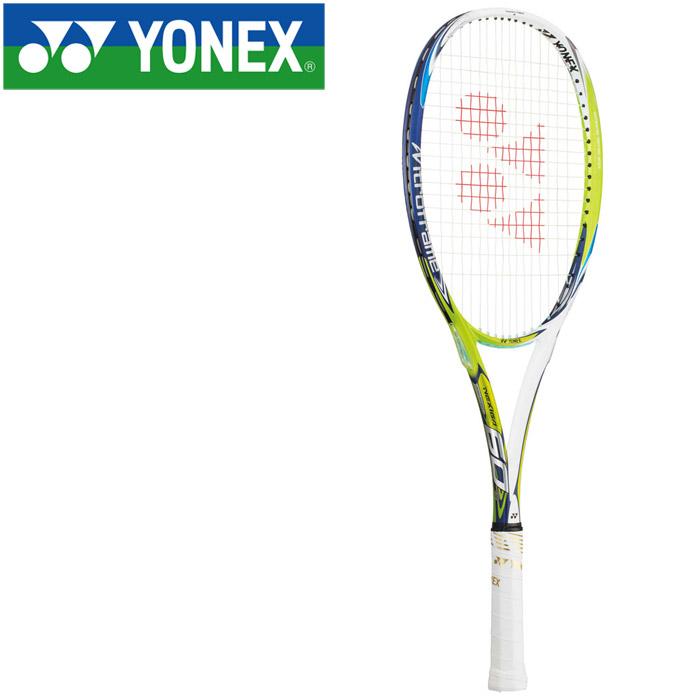 ヨネックス ネクシーガ60 ソフトテニス 軟式テニスラケット フレームのみ NXG60-680