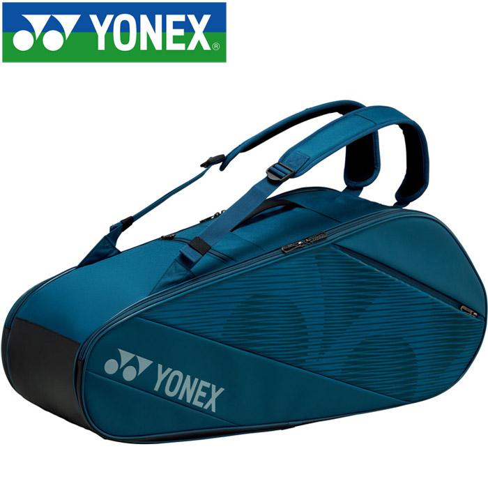 ヨネックス テニス ラケットバッグ6 テニス6本用 BAG2012R-167