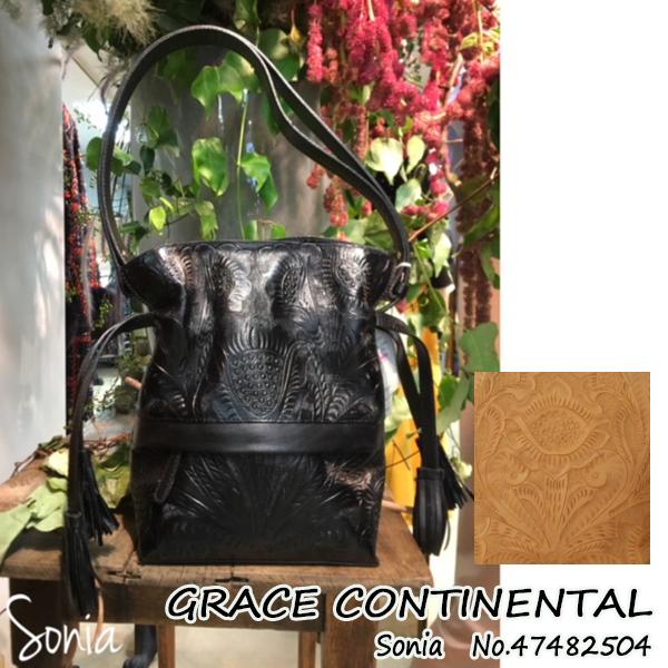 SALE セール グレースコンチネンタル,Sonia,BAG,カービング,GRACE CONTINENTAL,店舗, カービングバッグ,BAG,バッグ,レザーグレースコンチネンタル,