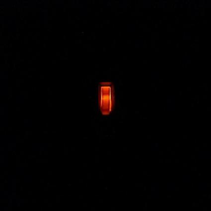 片切りホタルスイッチ アメリカンスイッチプレート用※プレート別売り COOPER社製 新作 人気 PSE取得品 片切 3路 春の新作 アメリカンスイッチ