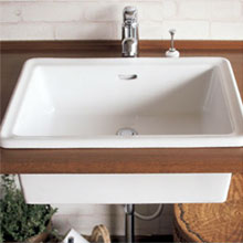 【Essence】洗面器Lレクタングル