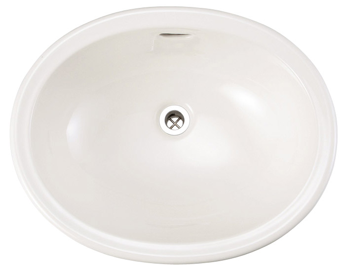 【Essence】スロウカラーズ(リネン)洗面器/Mオーバル
