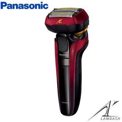 パナソニック メンズシェーバー 売店 リニアシェーバー ラムダッシュ ES-LV5F-R ランキングTOP10 5枚刃 赤