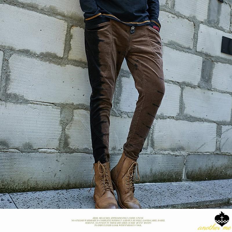 ストリートダンス衣装 パンツ ボトムス クラッシュデザインパンツ