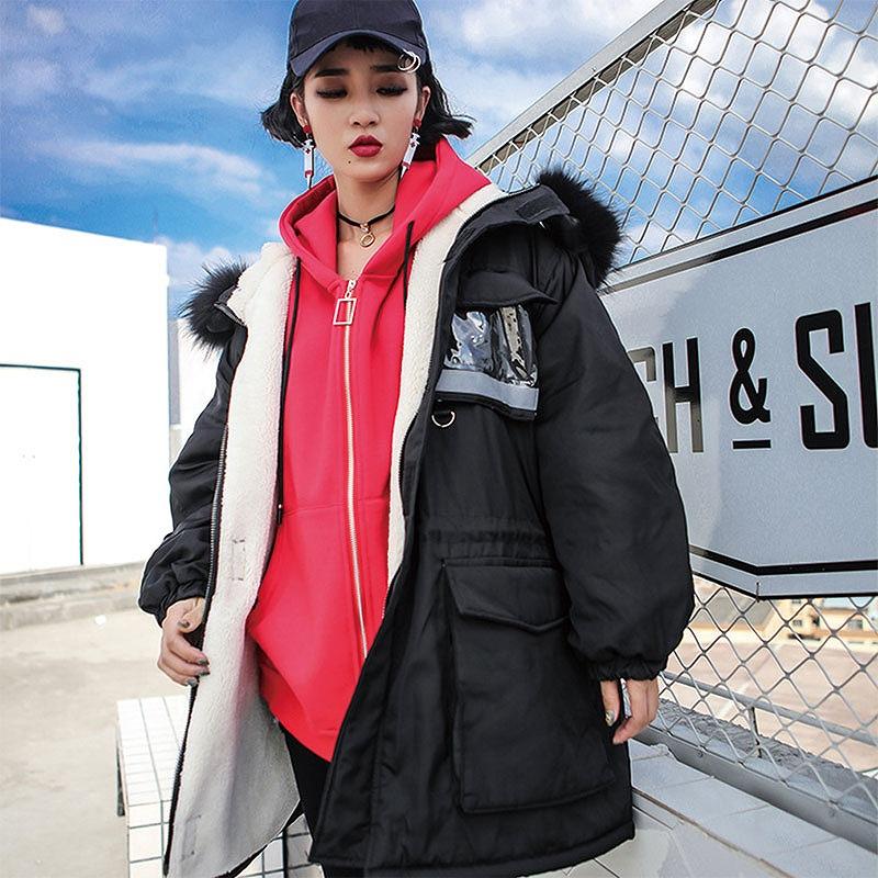 ストリートダンス衣装 ダウンジャケット コート