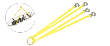 ANS 70S スリング(バスケットストレッチャーの吊り上げる用具)
